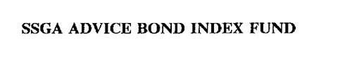 SSGA ADVICE BOND INDEX FUND