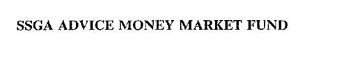 SSGA ADVICE MONEY MARKET FUND