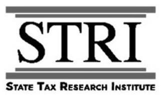 STRI STATE TAX RESEARCH INSTITUTE