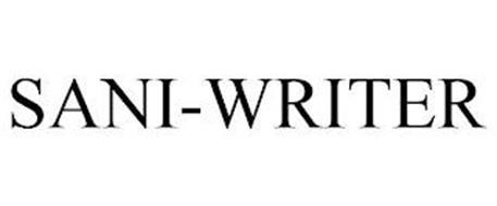 SANI-WRITER