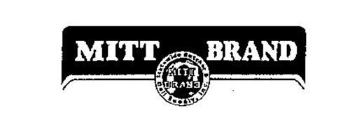 MITT BRAND STATEWIDE BUTCHER DELI SUPPLY, INC.