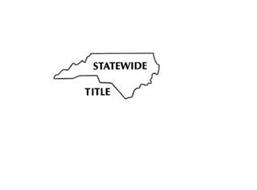 STATEWIDE TITLE