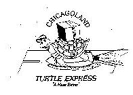 """CHICAGOLAND TURTLE EXPRESS """"A HARE BETTER"""" QUALITY TRUCKING SINCE 1936"""