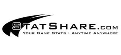 STATSHARE.COM YOUR GAME STATS · ANYTIME ANYWHERE