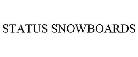 STATUS SNOWBOARDS