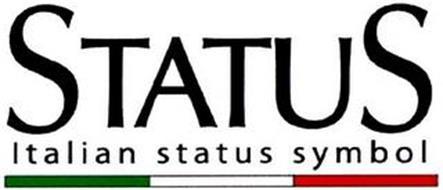 STATUS ITALIAN STATUS SYMBOL