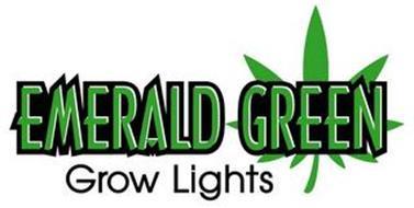 EMERALD GREEN GROW LIGHTS