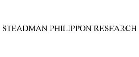 STEADMAN PHILIPPON RESEARCH