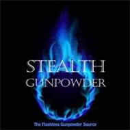 STEALTH GUNPOWDER THE FLASHLESS GUNPOWDER SOURCE