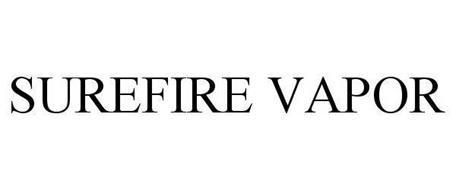 SURE FIRE VAPOR
