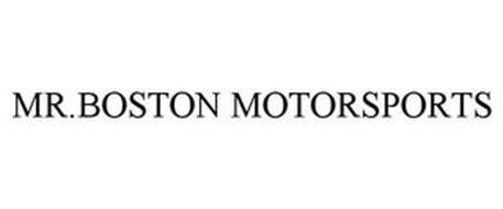 MR.BOSTON MOTORSPORTS