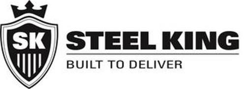 SK STEEL KING BUILT TO DELIVER