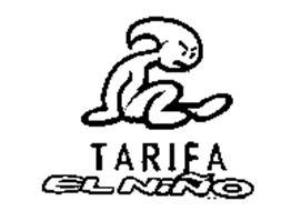 TARIFA EL NINO
