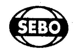 Sebo Trademark Of Stein Amp Co Gmbh Serial Number 75618533
