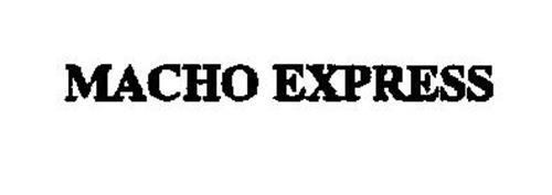 MACHO EXPRESS