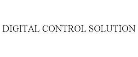 DIGITAL CONTROL SOLUTION
