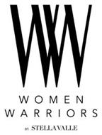 WW WOMEN WARRIORS BY STELLA VALLE