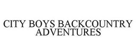 CITY BOYS BACKCOUNTRY ADVENTURES