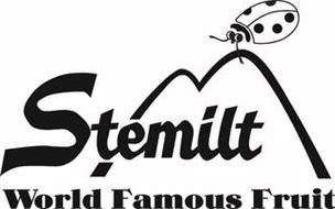 STEMILT WORLD FAMOUS FRUIT
