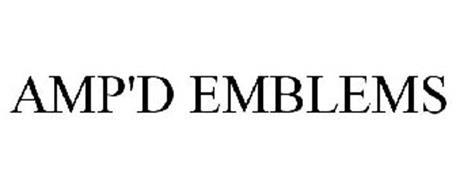 AMP'D EMBLEMS