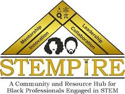 STEMPIRE A COMMUNITY AND RESOURCE HUB FOR BLACK PROFESSIONALS ENGAGED IN STEM