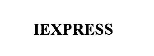 IEXPRESS