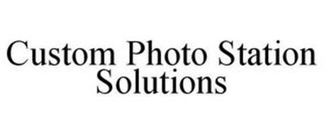 CUSTOM PHOTO STATION SOLUTIONS