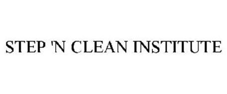 STEP 'N CLEAN INSTITUTE