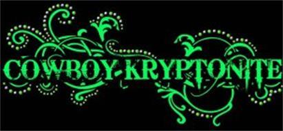 COWBOY KRYPTONITE