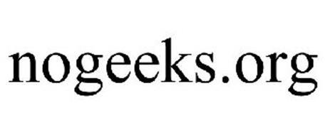 NOGEEKS.ORG