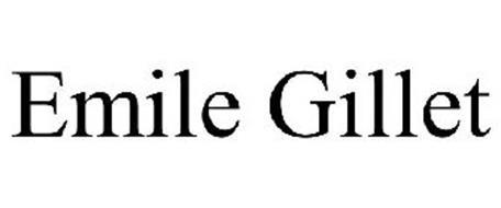 EMILE GILLET