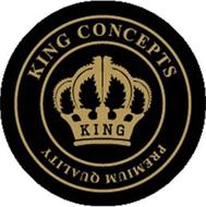 KING CONCEPTS PREMIUM QUALITY