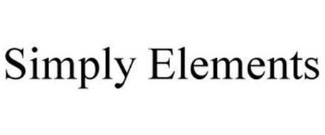 SIMPLY ELEMENTS