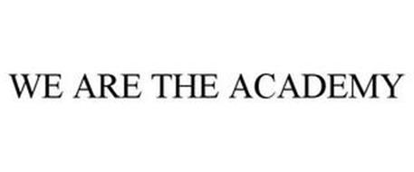 WE ARE THE ACADEMY