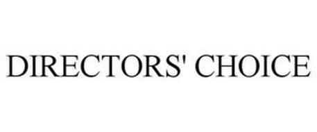 DIRECTORS' CHOICE