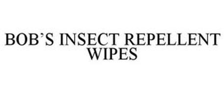 BOB'S INSECT REPELLENT WIPES