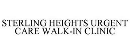 STERLING HEIGHTS URGENT CARE WALK-IN CLINIC