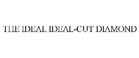 THE IDEAL IDEAL-CUT DIAMOND
