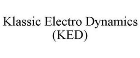 KLASSIC ELECTRO DYNAMICS (KED)