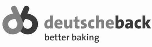 DB DEUTSCHEBACK BETTER BAKING