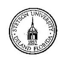 STETSON UNIVERSITY  FLORIDA 1883