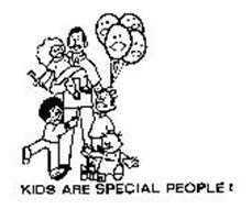 EETH KIDS ARE SPECIAL PEOPLE!