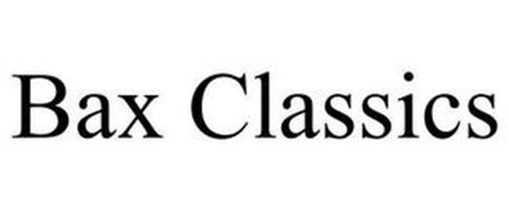 BAX CLASSICS