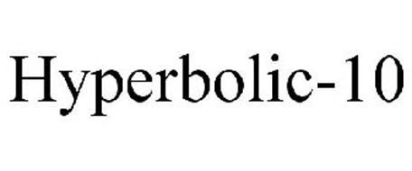 HYPERBOLIC-10
