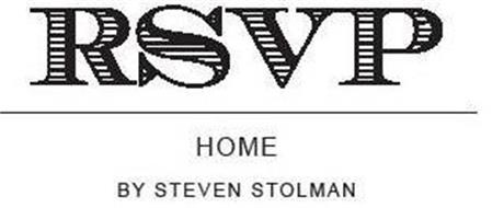 RSVP HOME BY STEVEN STOLMAN
