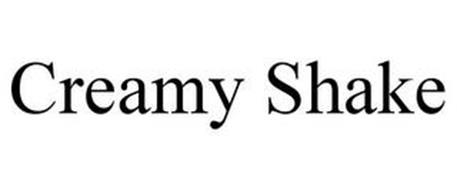 CREAMY SHAKE