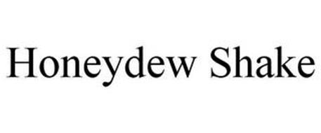 HONEYDEW SHAKE