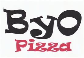 BYO PIZZA