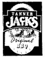 TANNER JACKS ORIGINAL BBQ SAUCE