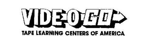 VIDE O GO TAPE LEARNING CENTERS OF AMERICA